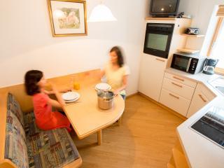 Wohnküche Euringer-Wohnung