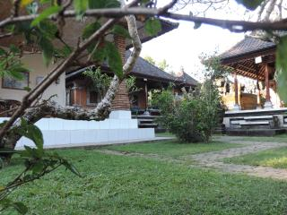 Delod Room in Traditional Balinese House, Tampaksiring