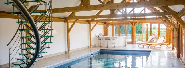 Private Pool exclusive spa day rates Full day inc Fo for Vale Holiday Lets -booked separately