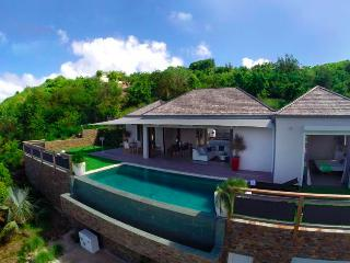Open Space at Petit Cul De Sac, St. Barth - Heated Pool, Overlooking Petit Cul