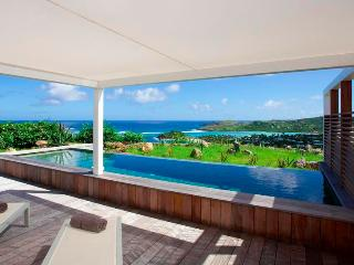 Alphane at Montjean, St. Barth - Ocean View, Extremely Private, Pool, Grand Cul-de-Sac