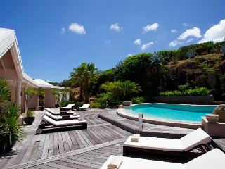 Alphane at Montjean, St. Barth - Ocean View, Extremely Private, Pool