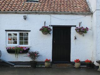 Bason Bridge farmhouse rental - Private entrance to the annex