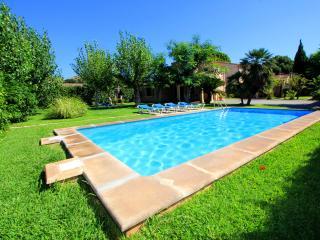 Large villa in Pollensa, Mallorca, Spain with priv
