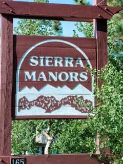 Sierra Manors #098 - Sierra Manors Welcome Sign