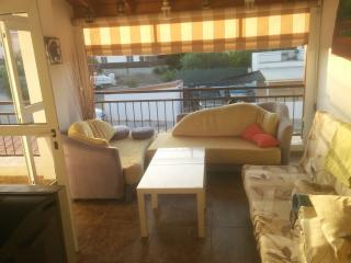 Apartment with beautiful terrace close to blue flag beach