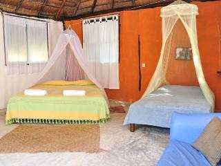 Tulum Beach Cabin for 3 persons