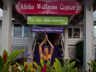 Peace Room at Aloha Wellness Inn, Hilo