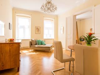 ALL INCLUSIVE 2 Bed Apt WEINBERG Free Street Park, Viena