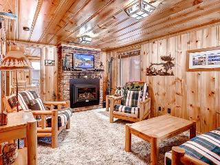 Coziest Cabin in Tahoe - Best Location - 2 blks to Beach, 2 mi Ski & Casino, South Lake Tahoe