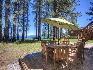Pavati Lakefront - Private Pier, Fireworks View, Boat Buoy, On Beach, South Lake Tahoe
