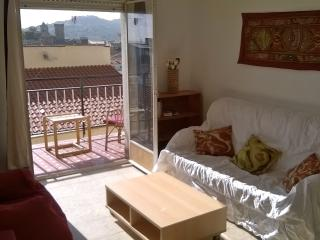 spacious flat with lovely views, Caceres