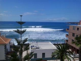 Atico 1ªlinea de playa, Las Galletas