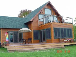 Breathtaking New Lake Champlain Beach,Ski Escape!, Addison