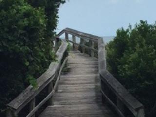 Tillgång till stranden