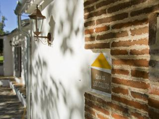 Casa de los Gallos de El Lagar de Viña Vieja, Cazalla de la Sierra
