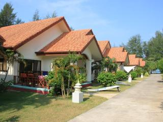Villa by beach with hotel service - Paradis Villa C4