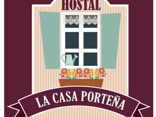 Hostal La casa Porteña Habitación 2, Valparaiso