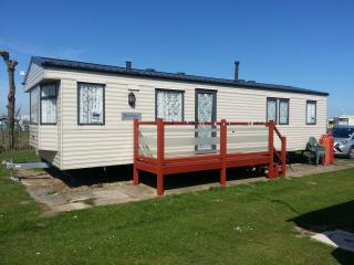 8 Berth caravan Golden Palm Chapel st Leonards 65