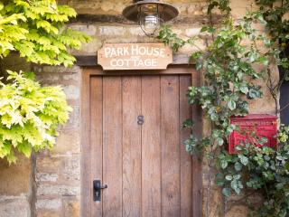 Front door to Park House and Cottage