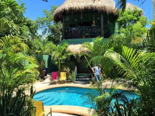 Maria,s Apt /Sexy Outdoor Kitchen, wifi, AC Pool, Tulum