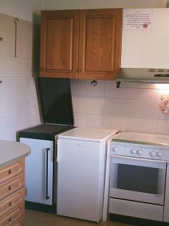 forno a legna - frigorifero