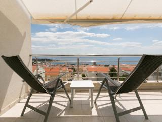 Extraordinary Sea View Of Makarska Town