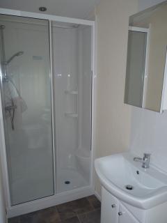 Large en suite shower room