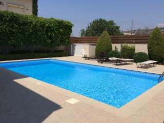 Bay View 2 B/R Villa with private pool, Limassol