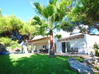 Moderna Villa familiar con piscina privada, Cala Ferrera
