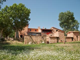 Villa Valségure, Ampus