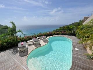 Villa Gouverneur Cliff St Barts Rental Villa Gouverneur Cliff, Gustavia