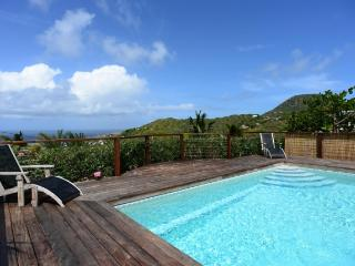 Villa Blue Horizon St Barts Rental Villa Blue Horizon, Marigot