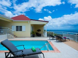 Villa Bonjour St Barts Rental Villa Bonjour, Gustavia
