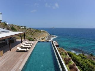 Villa Seascape St Barts Vacation Rental Villa, St. Barthelemy