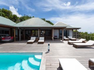 Villa Panoramique St Barts Rental Villa Panoramique, Marigot