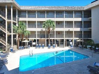 Seaside Villa 245 - 1 Bedroom 1 Bathroom Oceanside Flat  Hilton Head