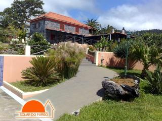 Solar do Pargo Holiday house - Fantastic ocean vie, Ponta do Pargo