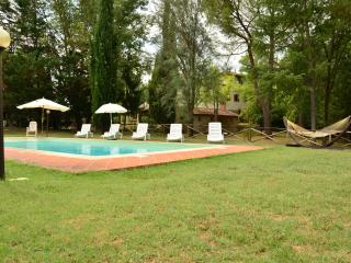 Tuscan Villa in Chianti with private pool and park