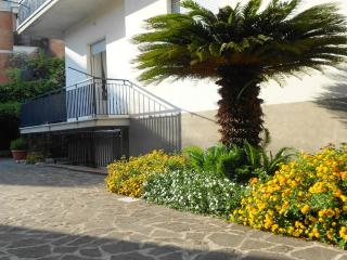 Apartament on the sea between Rome and Naples