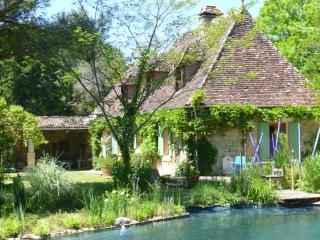 Maison d'hôtes B&B au bord de la rivière Dordogne à 15kms de Bergerac