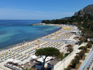 PANORAMIC VIEW OF THE SEA, Mondello