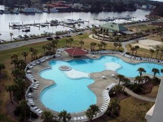 Yacht Club Villas #1-703, North Myrtle Beach