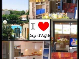 Appartement de grand standing 50m² - 4/6 personnes, Cap-d'Agde