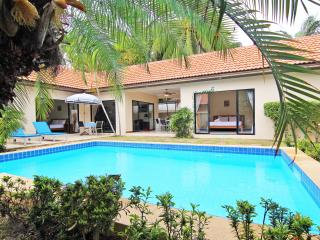 600M. from the beach, Talay Time Pool Villa, Pattaya