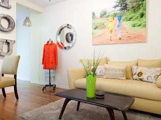 Modern Manhattan Living Suite 2A, New York City