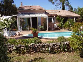 Villa piscine campagne, Gareoult