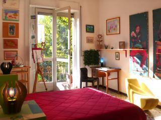 Camera privata con bagno nel centro di Casale M.to, Casale Monferrato