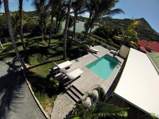 Villa Lagoon Garden - Parfaite maison pour famille, St. Jean