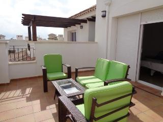 Fantastic 2 bed 2 bath frontline golf townhouse, Torre-Pacheco